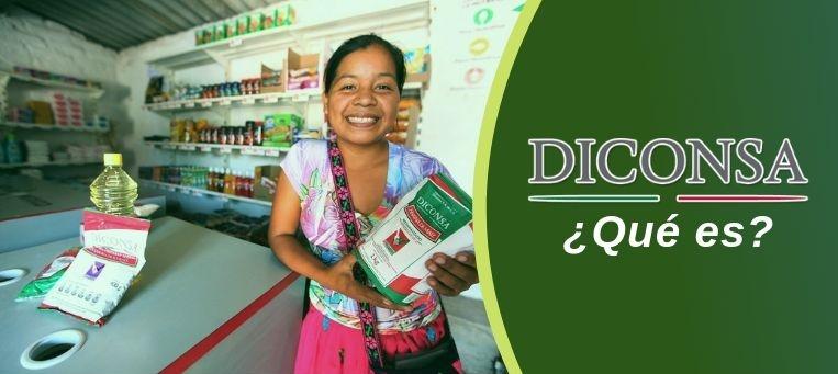 Qués es Diconsa en México