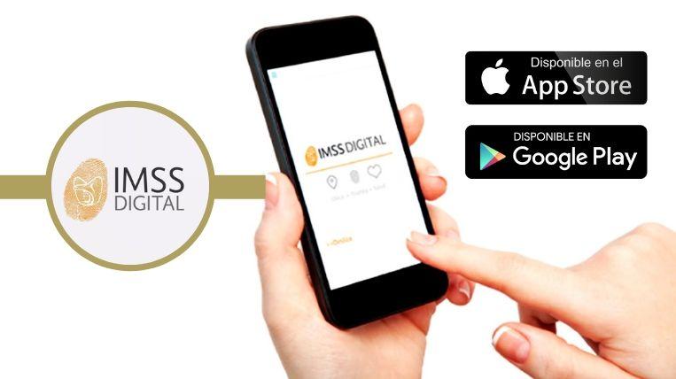 Cómo descargar la app del IMSS Digital