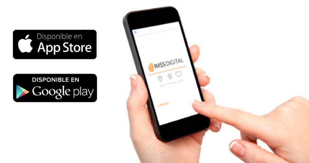 Aplicaciones móviles del IMSS