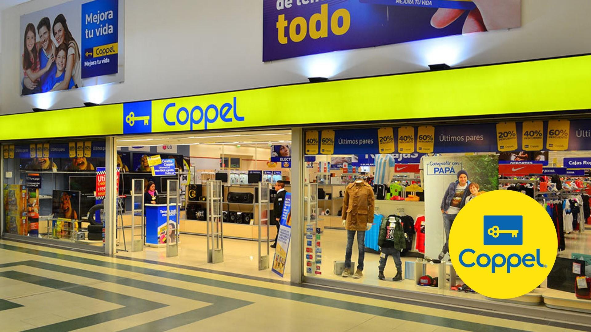 Solicitar el crédito Coppel