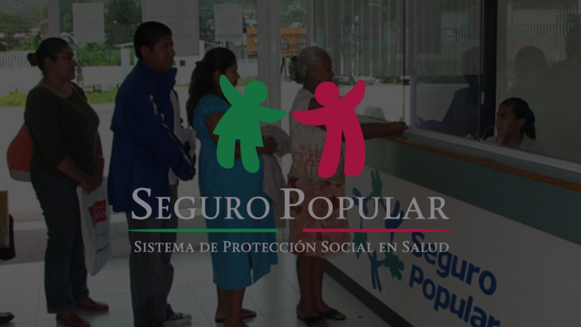 Seguro Popular de México