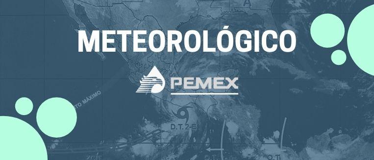 servicio meteorlógico pemex
