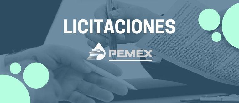 pemex licitaciones