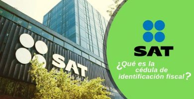 Qué es la Cédula de Identificación Fiscal en México