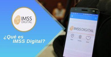 Qué es el IMSS Digital