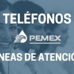 pemex telefono